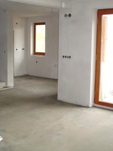 poter, podlahové vykurovanie