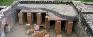 podlahové vykurovanie Pompeje