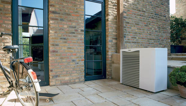 Tepelné čerpadlo arotherm vzduch-voda