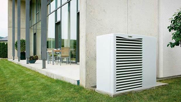 Tepelné čerpadlo arotherm
