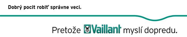 Prečo Vaillant?