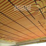 Montáž stropného chladenia