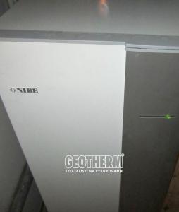 Tepelné čerpadlo NIBE SPLIT-12 Zvolen