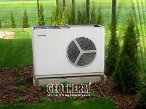 Referencie tepelné čerpadlo vzduch-voda