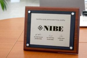 Nibe ocenenie - partner Geotherm