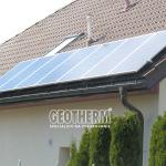 Fotovoltaika inštalácia