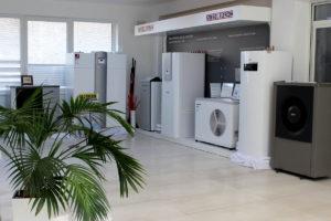 Showroom v Geotherme