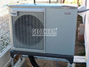 Tepelné čerpadlo vzduch voda 2040