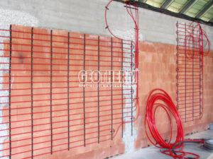 stenove vykurovanie