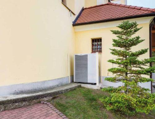 Pútnický kostol v Skalke pri Trenčíne je vykurovaný tepelným čerpadlom Vaillant