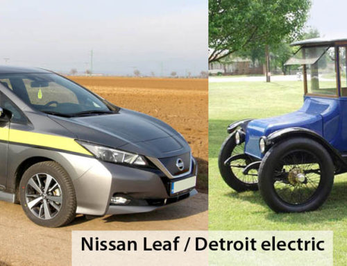 Elektromobil – jazdíme bez emisií