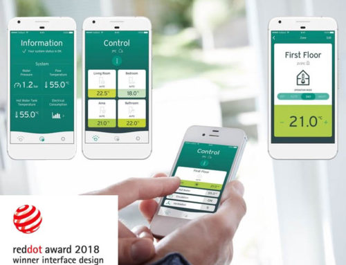 Aplikácia multiMATIC získala ocenenie Red Dot Award 2018