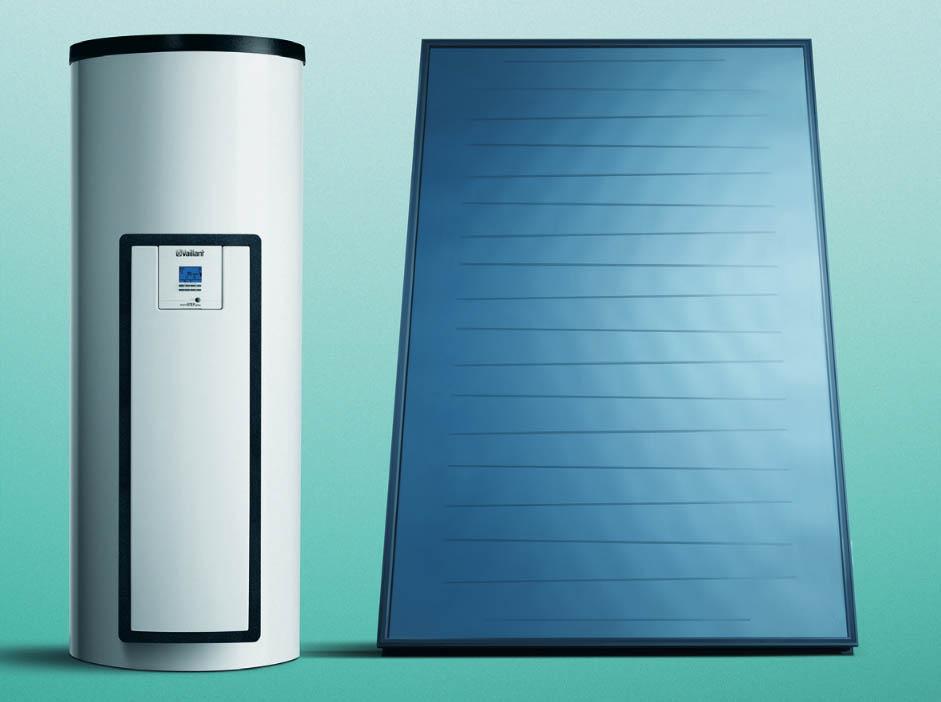 Solárny beztlakový drainback systém auroSTEP plus