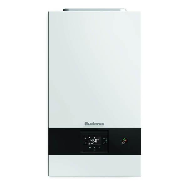 kondenzačný kotol Buderus GB122