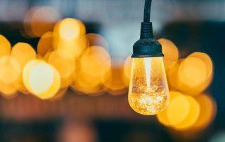 Priemerná spotreba elektrickej energie v domácnosti