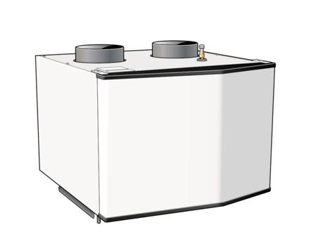 ventilacne tepelne cerpadlo S135