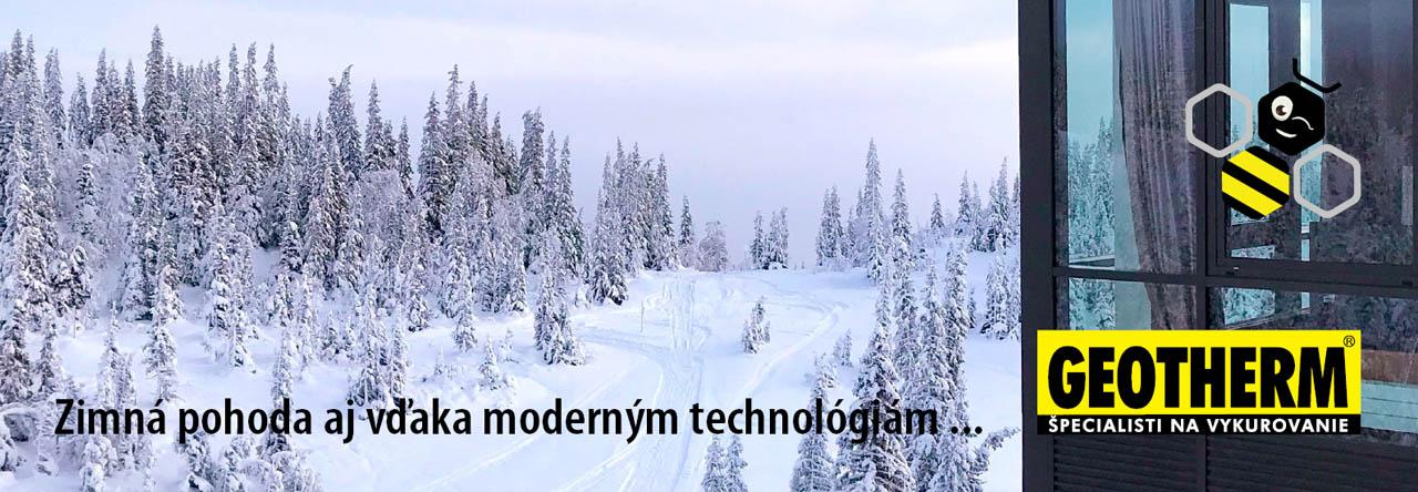moderné systémy vykurovania