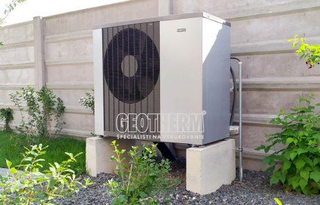 Tepelné čerpadlo vzduch-voda Galanta