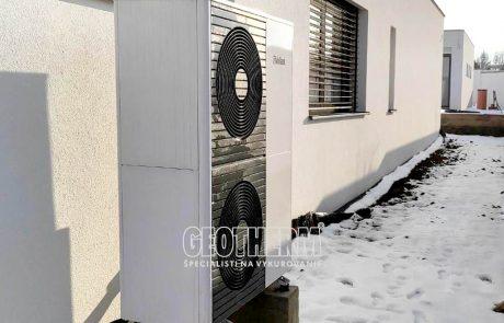 Tepelné čerpadlo vzduch-voda Vaillant Split