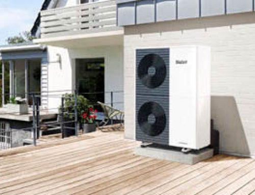 Tepelné čerpadlo vzduch / voda alebo zem / voda