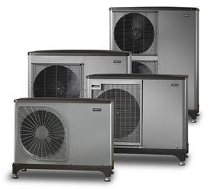 Tepelné čerpadlá NIBE AMS10